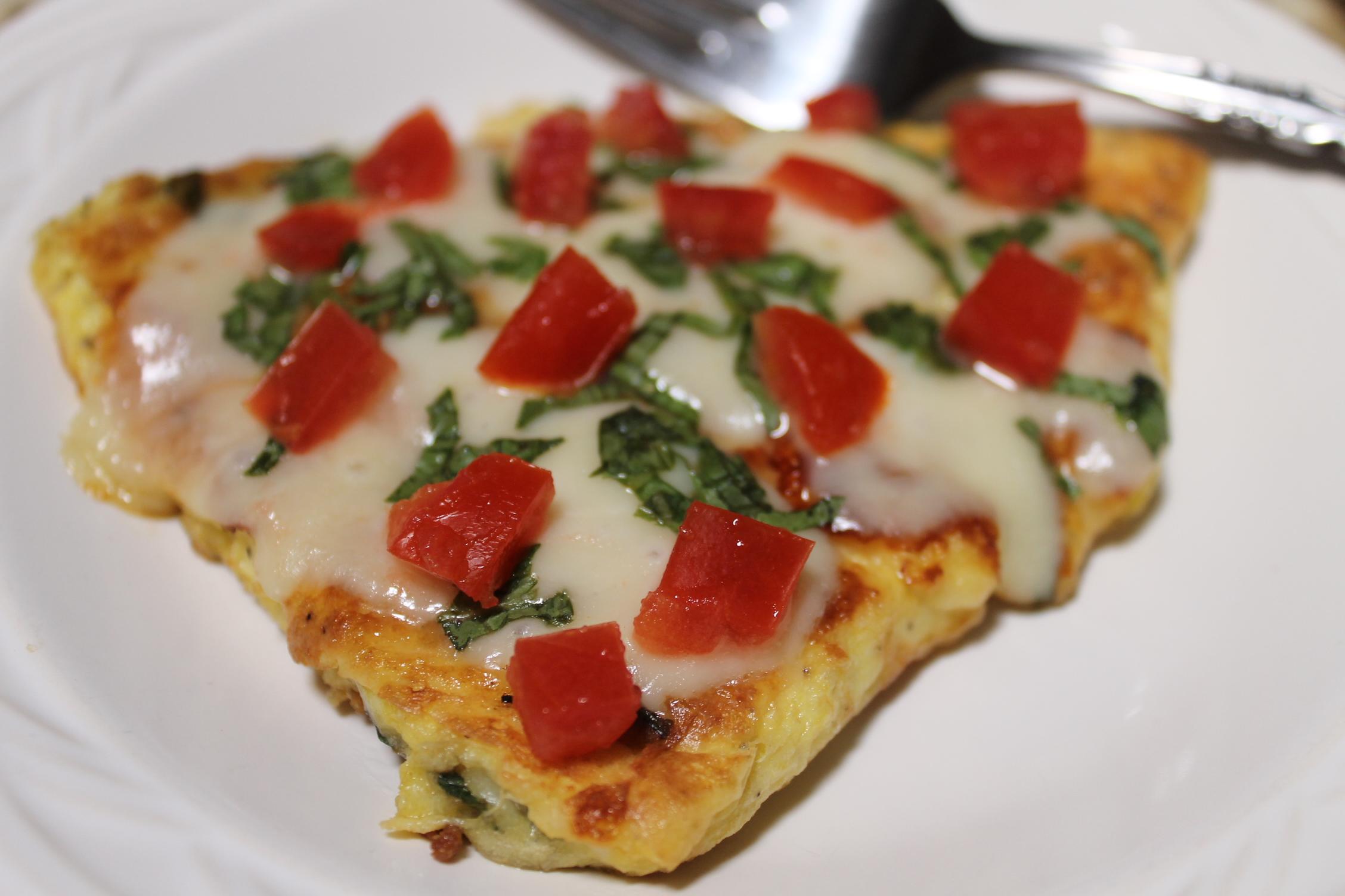 egg white omelets in a pickle egg white omelet tomato mozzarella egg ...