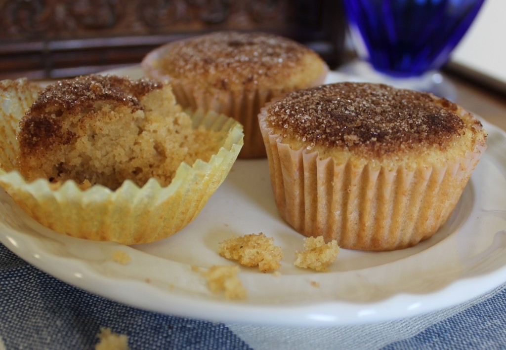 Doughnut muffins, denial & letting go | Creative Kitchen